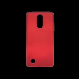 LG K10 (2017) - Okrasni pokrovček (65) - rdeč