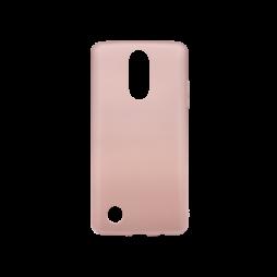 LG K10 (2017) - Okrasni pokrovček (65) - roza-zlat