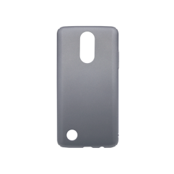 LG K10 (2017) - Okrasni pokrovček (65) - siv