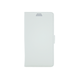 Samsung Galaxy Xcover 4/4S - Preklopna torbica (WLG) - bela