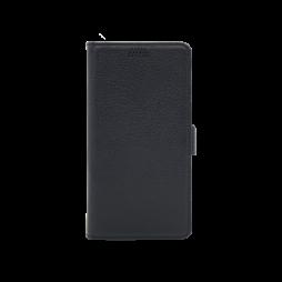 Samsung Galaxy Xcover 4/4S - Preklopna torbica (WLG) - črna