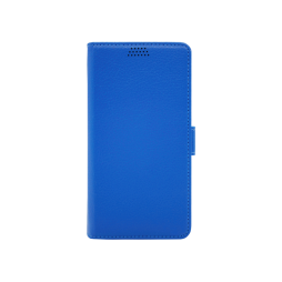 Samsung Galaxy Xcover 4/4S - Preklopna torbica (WLG) - modra