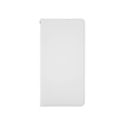 Samsung Galaxy S8 - Preklopna torbica (WLGO-Butterfly) - bela