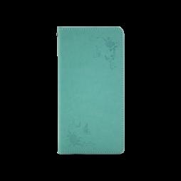 Samsung Galaxy S8 - Preklopna torbica (WLGO-Butterfly) - zelena