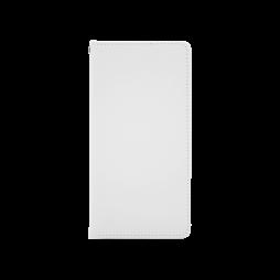 Samsung Galaxy S8+ - Preklopna torbica (WLGO-Butterfly) - bela