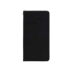 Samsung Galaxy S8+ - Preklopna torbica (WLGO-Butterfly) - črna