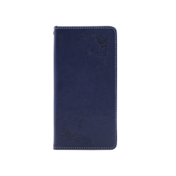 Samsung Galaxy S8+ - Preklopna torbica (WLGO-Butterfly) - modra