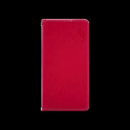 Samsung Galaxy S8+ - Preklopna torbica (WLGO-Butterfly) - rdeča