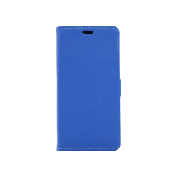 Sony Xperia XZ Premium - Preklopna torbica (WLG) - modra