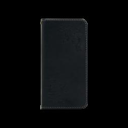 Huawei P10 - Preklopna torbica (WLGO-Butterfly) - črna