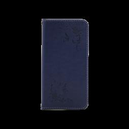 Huawei P10 - Preklopna torbica (WLGO-Butterfly) - modra