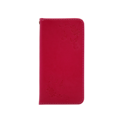 Huawei P10 - Preklopna torbica (WLGO-Butterfly) - rdeča