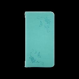 Huawei P10 - Preklopna torbica (WLGO-Butterfly) - zelena