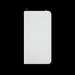 Huawei P10 Lite - Preklopna torbica (WLGO-Butterfly) - bela