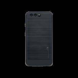 Huawei P10 Plus - Gumiran ovitek (ARM-01) - črn