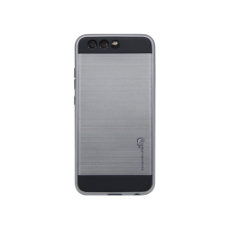 Huawei P10 Plus - Gumiran ovitek (ARM-01) - siv