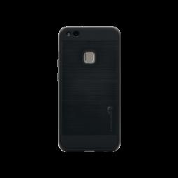 Huawei P10 Lite - Gumiran ovitek (ARM-01) - črn