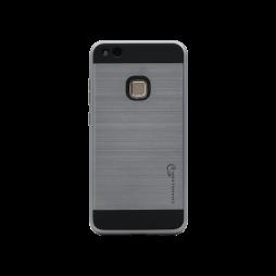 Huawei P10 Lite - Gumiran ovitek (ARM-01) - siv