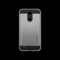 LG K10 (2017) - Gumiran ovitek (ARM-01) - siv
