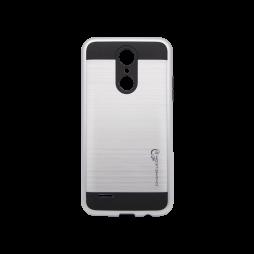 LG K4 (2017) - Gumiran ovitek (ARM-01) - srebrn