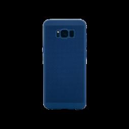 Samsung Galaxy S8 - Okrasni pokrovček (65H) - moder