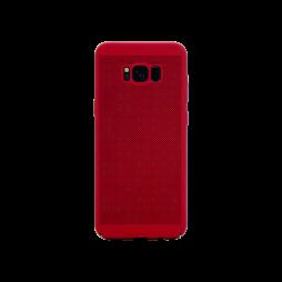 Samsung Galaxy S8 - Okrasni pokrovček (65H) - rdeč
