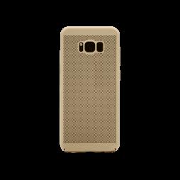 Samsung Galaxy S8+ - Okrasni pokrovček (65H) - zlat