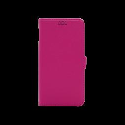 HTC U11 - Preklopna torbica (WLG) - roza