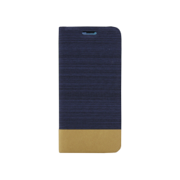 Samsung Galaxy S8 - Preklopna torbica (67G) - temno modra