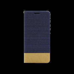 Samsung Galaxy S8+- Preklopna torbica (67G) - temno modra