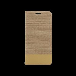 Samsung Galaxy S8+ - Preklopna torbica (67G) - svetlo rjava
