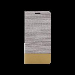Samsung Galaxy S8+ - Preklopna torbica (67G) - bež