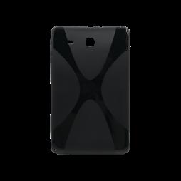 Samsung Galaxy Tab E 9.6. - Gumiran ovitek (TPU) - črn XLine
