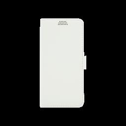 Samsung Galaxy J3 (2017) - Preklopna torbica (WLG) - bela