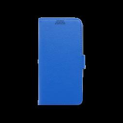 Samsung Galaxy J3 (2017) - Preklopna torbica (WLG) - modra