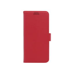 Samsung Galaxy J3 (2017) - Preklopna torbica (WLG) - rdeča