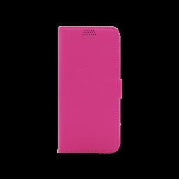 Samsung Galaxy J3 (2017) - Preklopna torbica (WLG) - roza
