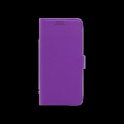 Samsung Galaxy J3 (2017) - Preklopna torbica (WLG) - vijolična