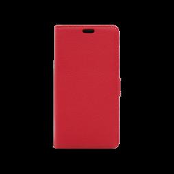 Samsung Galaxy J7 (2017) - Preklopna torbica (WLG) - rdeča