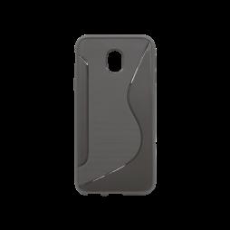Samsung Galaxy J3 (2017) - Gumiran ovitek (TPU) - siv CS-Type