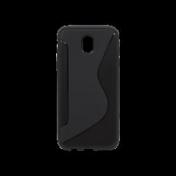 Samsung Galaxy J5 (2017) - Gumiran ovitek (TPU) - črn CS-Type