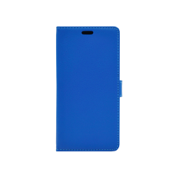 HTC U11 Life - Preklopna torbica (WLG) - modra