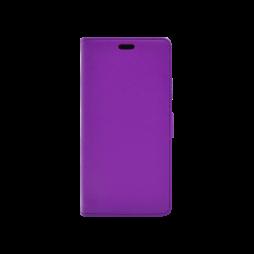 HTC U11 Life - Preklopna torbica (WLG) - vijolična