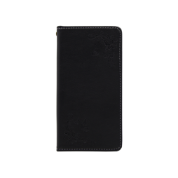 Samsung Galaxy J5 (2017) - Preklopna torbica (WLGO-Butterfly) - črna