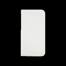 Samsung Galaxy J7 (2017) - Preklopna torbica (WLGO-Butterfly) - bela
