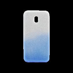 Samsung Galaxy J3 (2017) - Gumiran ovitek (TPUB) - modra