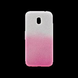 Samsung Galaxy J3 (2017) - Gumiran ovitek (TPUB) - roza