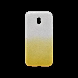 Samsung Galaxy J3 (2017) - Gumiran ovitek (TPUB) - rumena