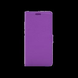 Huawei Y6 (2017) / Y5 (2017) - Preklopna torbica (WLG) - vijolična