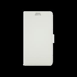 Huawei Honor 9 - Preklopna torbica (WLG) - bela
